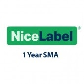NiceLabel 1 Year SMA