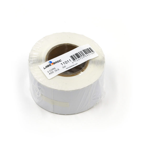 "2"" x 2"" Glossy Inkjet Label Roll"