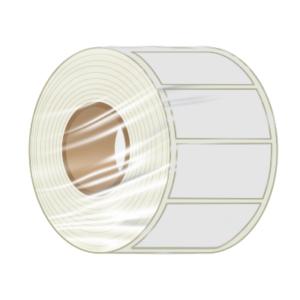 Glossy Inkjet Roll Labels