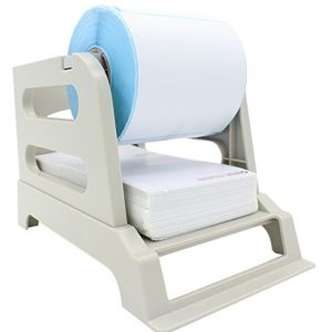 Label Holder for Rolls and Fan-Fold Labels