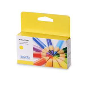 LX1000 & LX2000 High Yield Yellow Ink Cartridge - Pigment Ink