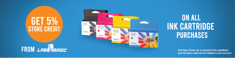 Buy Primera LX2000 Ink at LabelBasic and get CashBack