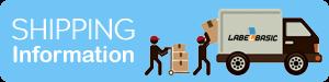 LabelBasic Shipping Information