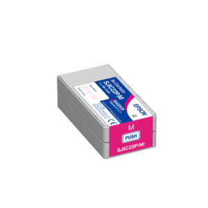 Epson TM-C3500 Color Label Printer Ink Magenta SJIC22P